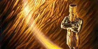 Resultado de imagen para el sueño de Nabucodonosor,
