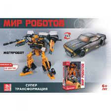 Робот <b>Play Smart</b> Трансформер <b>Мегаробот</b> 8158 (Л79678 ...