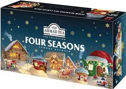 """<b>Чайное Ассорти</b> ""Ahmad Tea"" Four Seasons"" <b>набор</b>, пакетики в ..."
