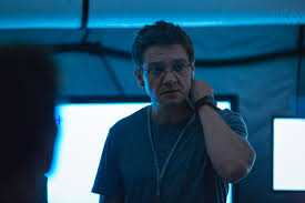 jeremy renner says the bourne legacy will be the familiar sundance first look jeremy renner elizabeth olsen in sicario writer taylor sheridan s directorial debut wind river