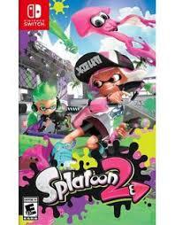 <b>Splatoon</b> 2, Nintendo, Nintendo Switch, 045496590505 - Walmart ...