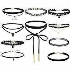 Black Rhinestone Costume Jewellery for sale   eBay