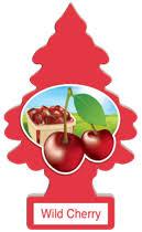 "<b>LITTLE TREES Ароматизатор Ёлочка</b> ""Дикая вишня"" (Wild Cherry ..."