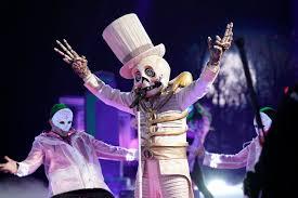 Masked Singer: Skeleton