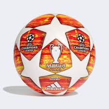 adidas Официальный игровой мяч Finale - белый | adidas Россия