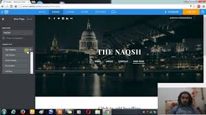 how to make website easy and fast by the naqsh how to make website easy and fast by the naqsh