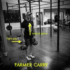justin grinnell real workouts real eating real life jg farmer carry