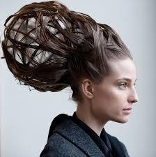 Bilderesultat for avante garde hair