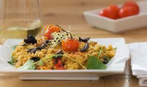 Resultat d'imatges de foto restaurante vegano