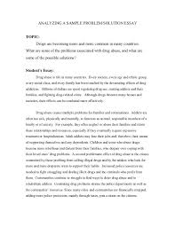 problem essay examplesessay problem solution problem solution exercises     problem solution essay