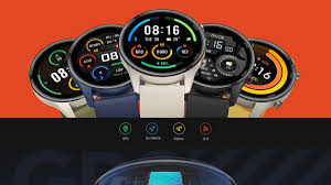 Mi Watch <b>Color</b> Sports Edition With 117 Sports Modes, 5ATM <b>Water</b> ...