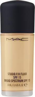 MAC Studio <b>Fix Fluid</b> SPF 15 - <b>Liquid</b> Foundation   Ulta Beauty