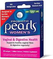 Nature's Way Probiotic Pearls Daily Women's ... - Amazon.com