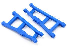 <b>Рычаги подвески RPM Rear</b> A-Arms Blue Stampede 2pcs ...