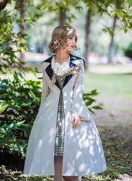 Vintage Retro Casual <b>Trench Coat Women</b> Long Sleeves Hoodie ...