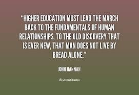 Higher Education Quotes. QuotesGram via Relatably.com
