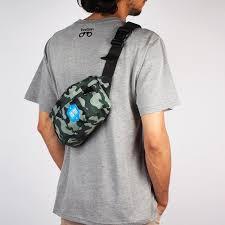 "<b>Сумка</b> ""<b>Recon Waist Bag</b>"" камуфляж бренда <b>TrueSpin</b> – купить по ..."