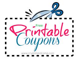 coupon printable my blog