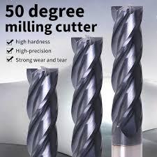 Detail Feedback Questions about <b>Milling Cutter</b> Metal Cutter HRC50 ...