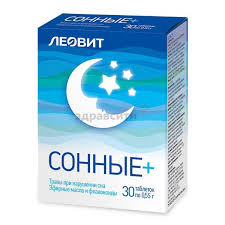 <b>Сонные</b> таблетки 0,55 г <b>30</b> шт. купить по низким ценам ...