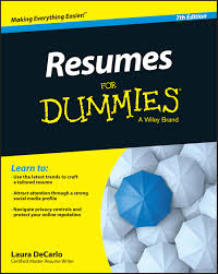 6 ways resumes for dummies 7th edition is a new approach to 6 ways resumes for dummies 7th edition is a new approach to resume writing