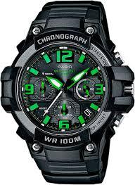 Наручные <b>часы Casio</b> Collection <b>MCW</b>-<b>100H</b>-<b>3A</b> — купить в ...