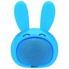 Беспроводная акустика <b>InterStep SBS</b>-<b>150</b> FunnyBunny Blue (IS ...