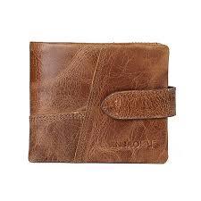 <b>Jinbaolai JINBAOLAI Men Genuine Leather</b> Vintage Wallet Multicard ...