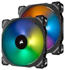 Система охлаждения для корпуса <b>Corsair ML140 PRO</b> RGB LED ...