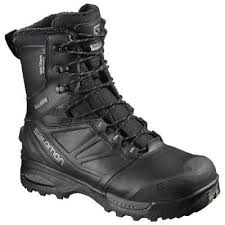 <b>Ботинки SALOMON TOUNDRA PRO</b> CSWP BL/BL 381318