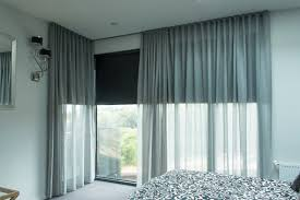 Silver Curtains For Bedroom Black Sheer Curtains Home Design Ideas