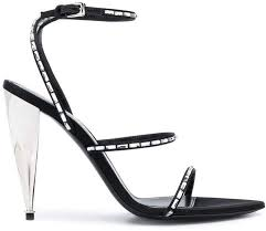 <b>Tom Ford stiletto</b> sandals | Leather sandals women, Tom ford heels ...