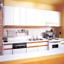 Laminate Kitchen How Do I Refinish Laminate Cabinets Joannerowe