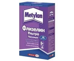 <b>Клей обойный Метилан Флизелин</b> Премиум, 500г - купить в ...