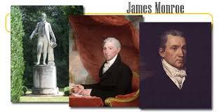 「usa president Monroe」の画像検索結果