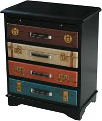 accent chest vintage suitcases and suitcases on pinterest antique pulaski apothecary style