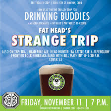 fat head drinking buddies cavalier distributing fat head s partnered jameson caskmates to create fat head s strange trip also on tap will be trail head pale ale head hunter