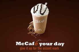 McDonalds offers gift cards to promote McCafe concept   Campaign ...