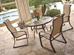 sling patio chair chairs family
