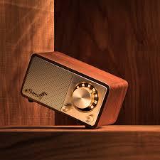 Sangean Mozart portable <b>bluetooth speaker</b> with fm radio portable ...