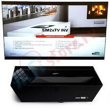 <b>SIM2 XTV BUNDLE</b> X92 Black - купить лазерный тв с экраном ...