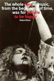 Recopilación de las mejores frases de Robert Plant | Frases de ... via Relatably.com