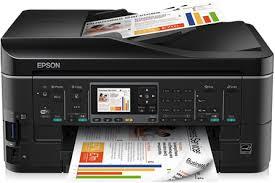 <b>Epson Stylus Office</b> BX635FWD - Epson