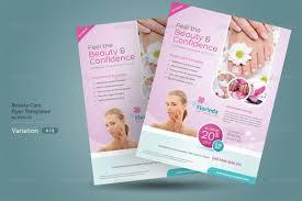 beauty care flyer templates by kinzi graphicriver beauty care flyer templates preview set 01 beauty care flyer templates jpg