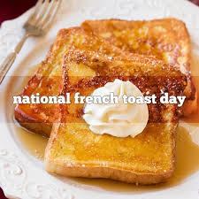 November 28 is National French Toast Day   Foodimentary ...