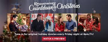 <b>New</b> Movies <b>2018</b> - Countdown to <b>Christmas</b>   Hallmark Channel