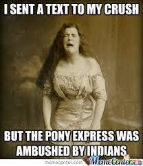 Not Mine, But Still Funny :d Poor Lady by diazor - Meme Center via Relatably.com