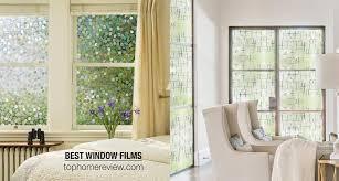 Top 10 Best Decorative <b>Window</b> Films without Glue