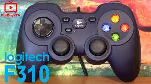 Обзор <b>Logitech Gamepad F310</b> - лучший бюджетный геймпад для ...