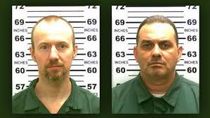 Image result for tattoos of 2 escaped murderers in ny